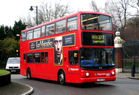 Route 277, Stagecoach London 18231, LX04FXW