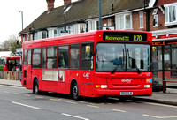 Route R70, Abellio London 8447, RD02BJK, Fulwell
