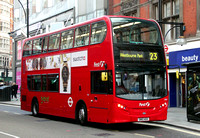 Route 23, First London, DNH39121, SN12ASX, Oxford Street
