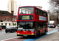 Route 155, Go Ahead London, PVL401, LX54GZN, Stockwell
