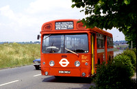 Route 205: Mill Hill Broadway - Colindale [Withdrawn]