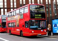 Route 197, Arriva London, DLA188, W388VGJ, Croydon
