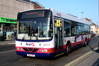 Route 3, First In Hampshire 66121, S121JTP, Southampton