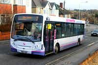 Route 7, First In Hampshire 44530, SN62AZB, Southampton