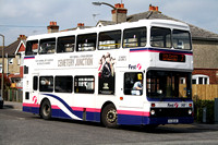 Route 7, First In Hampshire 34628, K628LAE, Southampton
