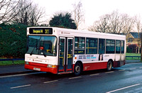 Route 35, Compass Bus, SN53ETK, Burgess Hill