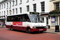Route 84, Compass Bus, R93HUA, Chichester