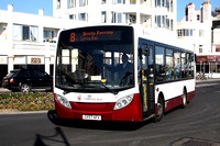 Route 8, Compass Bus, GN57AFV, Worthing