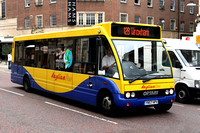Route 12B, Anglian Buses 316, YN57HPV