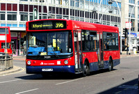 Route 396, East London ELBG 34284, Y284FJN, Ilford