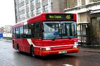 Route 450, Arriva London, PDL112, LJ54LHN, West Croydon