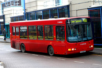 Route 450, Arriva London, DWS8, LJ53NFV, West Croydon