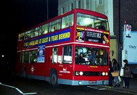 Route 82, London Northern, T745, OHV745Y, Golders Green