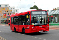 Route K1, Abellio London 8121, YX13EHH, Kingston
