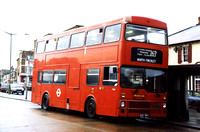 Route 263A: North Finchley - Liverpool Street [Withdrawn]