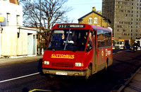 Route 352: Eastfields Estate - Wimbledon [Withdrawn]