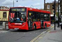 Route 393, Arriva London, ENS14, LJ07ECV