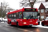 Route H28, Abellio London 8052, X312KRX, Syon Lane