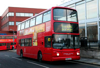 Route 635, London United, TA216, SN51SYV, Brentford