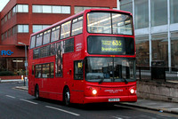Route 635, London United, TA218, SN51SYX, Brentford