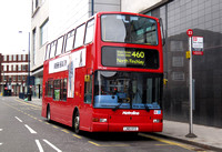 Route 460, Metroline, TPL265, LN51KYZ, North Finchley