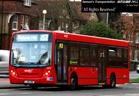 Route 152, Abellio London 8503, LJ56ONP, New Malden
