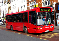 Route 367, Metrobus 143, LT02ZDS, Bromley