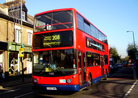 Route 208, Selkent ELBG 17282, X282NNO, Bromley