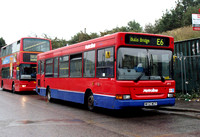 Route E6, Metroline, DP12, W112WGT, Greenford Station