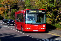 Route 397, Arriva London, DWL44, LF52UTB, Chingford
