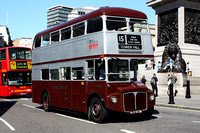 Route 15, East London ELBG, RM1933, ALD933B, Trafalgar Square