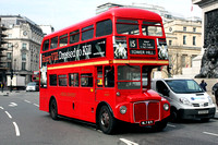 Route 15, East London ELBG, RM871, WLT871, Trafalgar Square