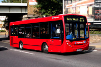 Route 273, Stagecoach London 36303, LX56DZW, Lee