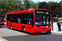 Route 386, Selkent ELBG 36034, LX58CDK, Woolwich