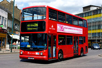Route 396, East London ELBG 17525, LX51FOH, Ilford