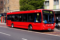 Route 488, East London ELBG 36072, LX59EDJ, Clapton