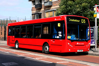 Route D3, East London ELBG 36048, LX59ANU