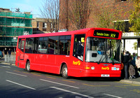 Route R9, First Centrewest, DML41412, LK51JYL, Orpington