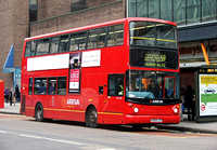 Route 59, Arriva London, DLA150, V650LGC, Waterloo
