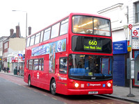 Route 660, Stagecoach London 18487, LX55BFF, Eltham