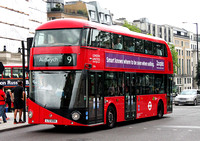 Route 9, London United RATP, LT94, LTZ1094, Hyde Park Corner