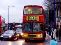 Route 215, First London 226, P226MPU, Walthamstow
