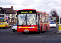 Route 252, First London, DMS482, LT52WUO, Romford