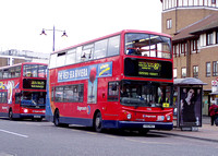 Route 87, Stagecoach London 17106, V106MEV, Romford