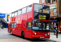 Route 128, Arriva London 6122, LJ05BKV, Romford