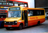 Route 989: Ealing Broadway - Brent Cross [Withdrawn]