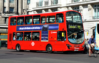 Route 73, Arriva London, DW439, LJ11ABX, Marble Arch