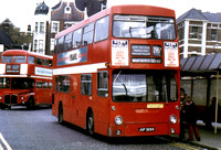 Route 295A, London Transport, DMS1328, JGF328K, Hammersmith