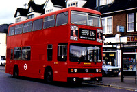 Route 276, London Transport, T319, KYV319X