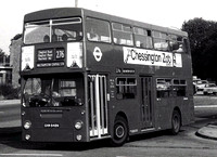 Route 276, London Transport, DMS1848, GHM848N